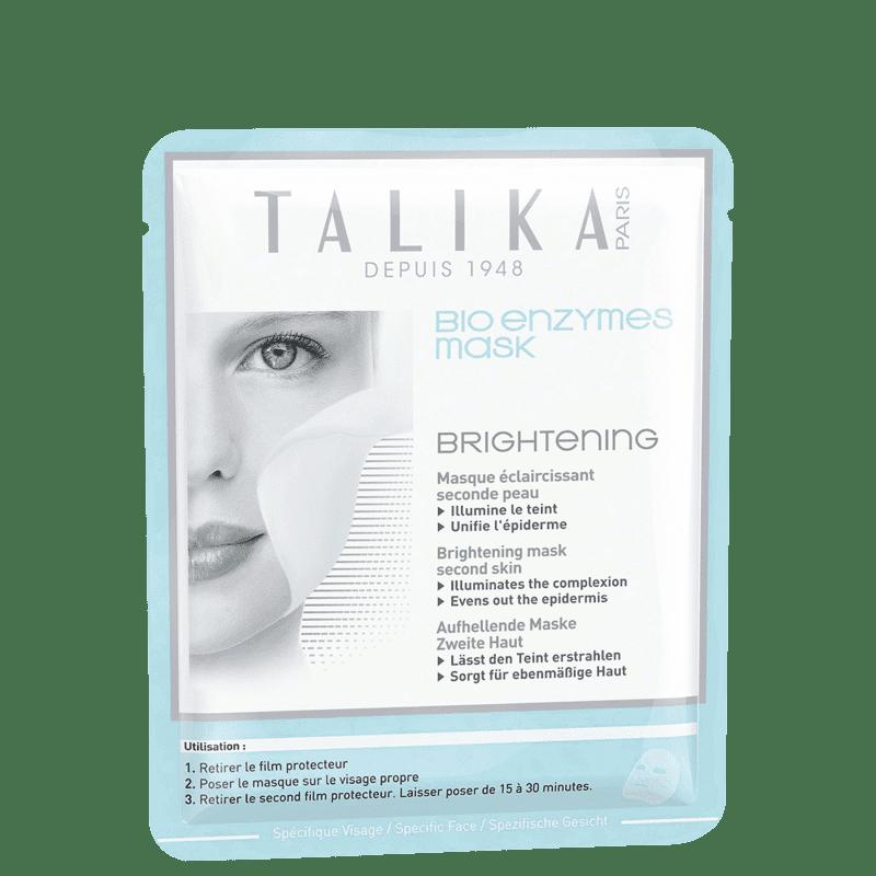 Talika Bio Enzymes - Máscara Iluminadora 20g