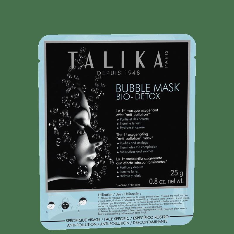 Talika Bubble Bio-Detox - Máscara de Limpeza Facial 25g