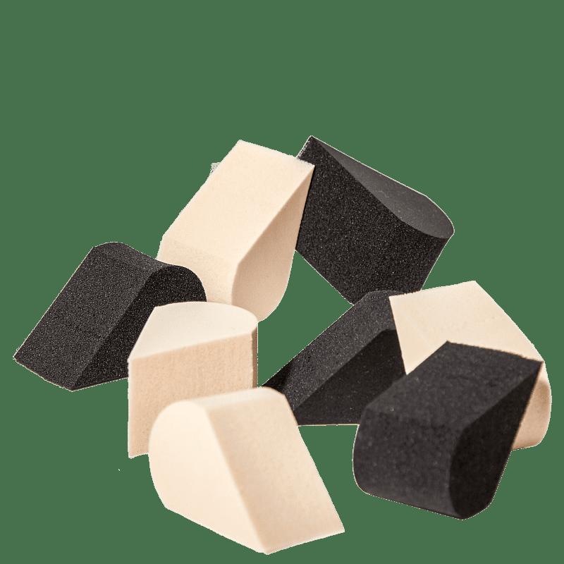 Océane Flower Sponge - Esponja para Maquiagem (8 Unidades)