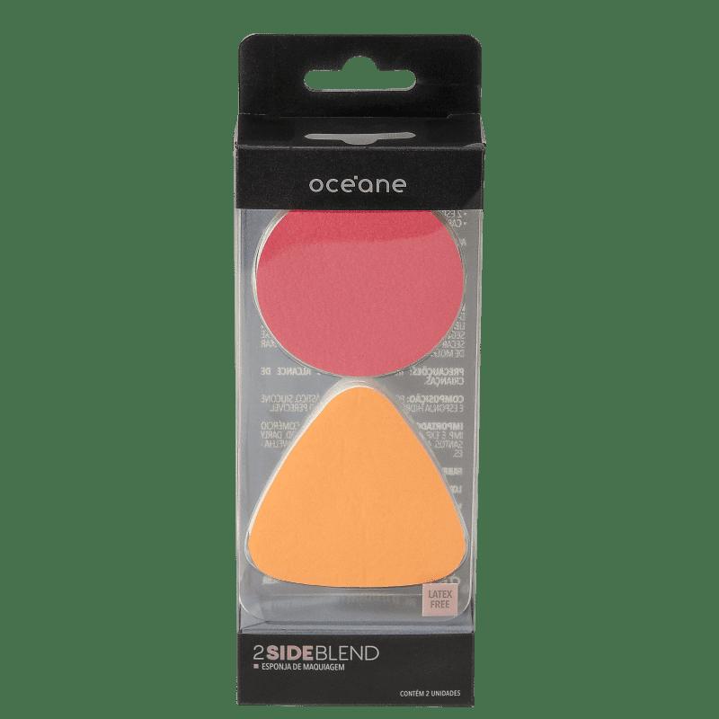 Océane 2 Side Blend - Esponja para Maquiagem (2 Unidades)