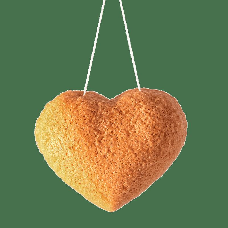 Océane Konjac Frutas Vermelhas - Esponja de Banho (1 unidade)