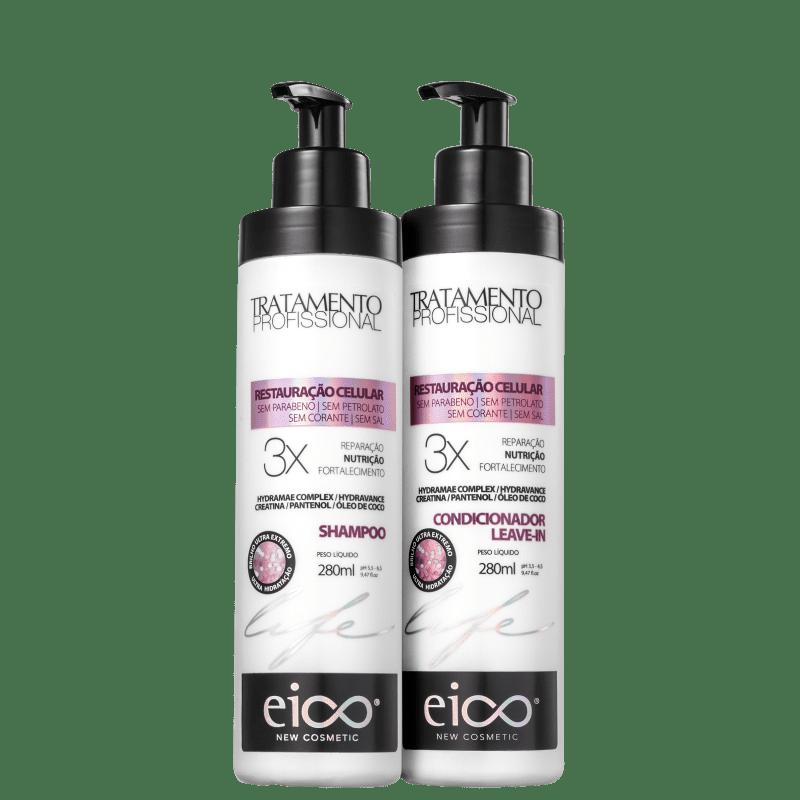 Kit Eico Life Restauração Celular Duo (2 Produtos)