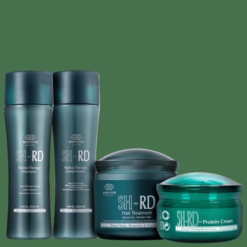 Kit N.P.P.E. SH-RD Nutra-Therapy Full (4 Produtos)