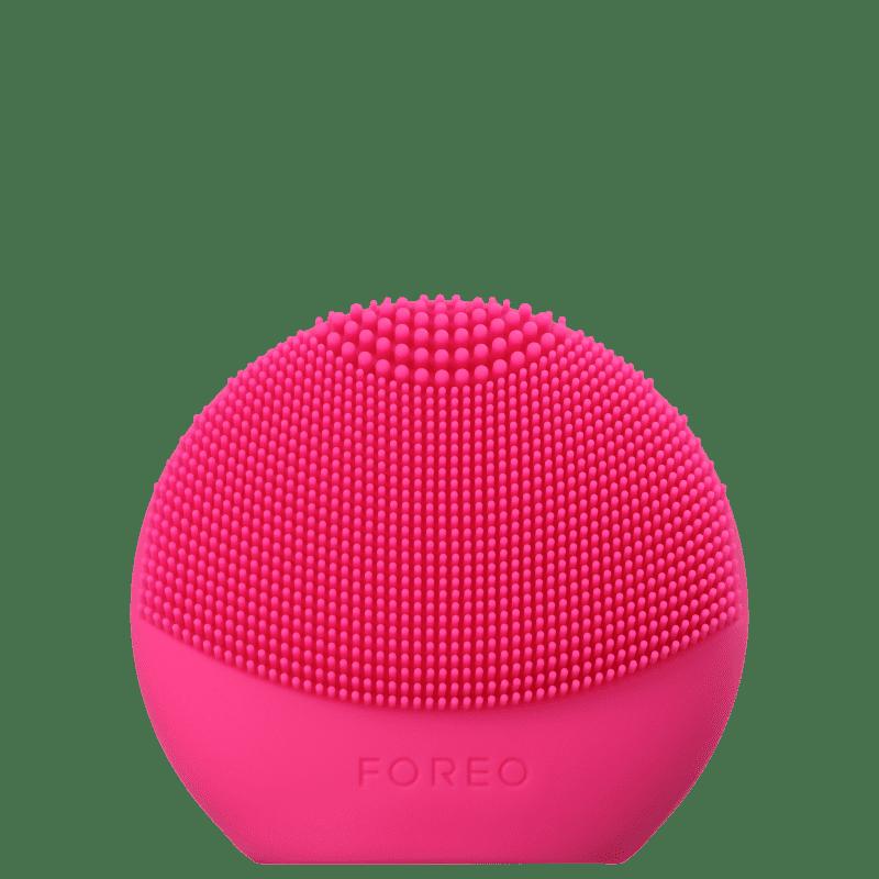 Escova Facial Elétrica Foreo Luna Play Plus Fuchsia
