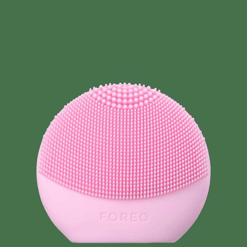 Foreo Luna Play Plus Pearl Pink - Escova Facial Elétrica