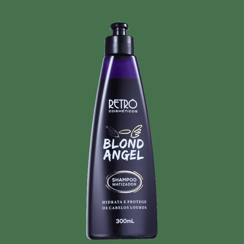Retrô Cosméticos Blond Angel - Shampoo Matizador 300ml