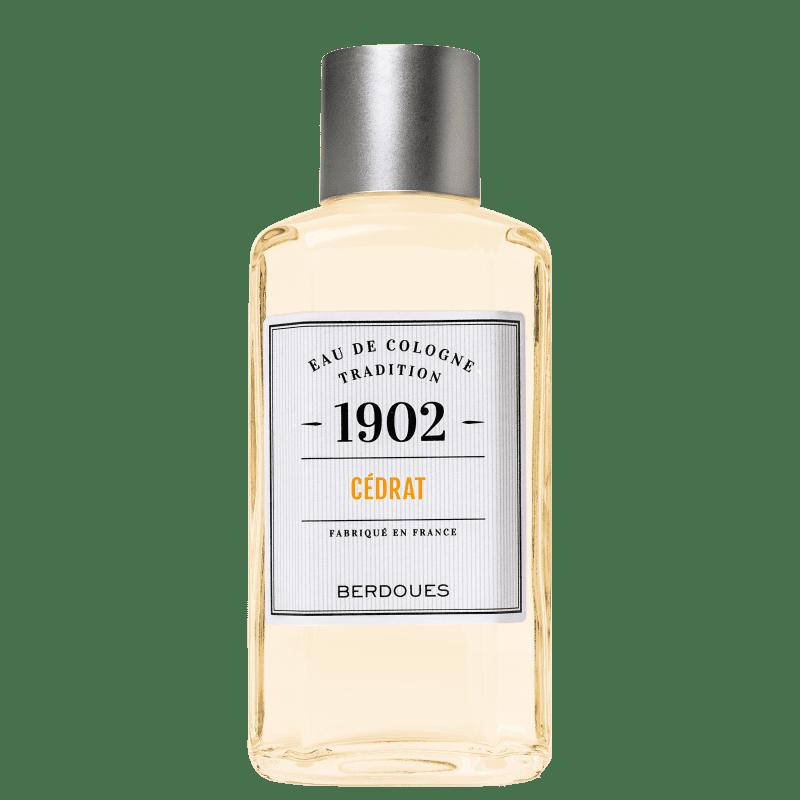 Cédrat 1902 Tradition Eau de Cologne - Perfume Unissex 245ml