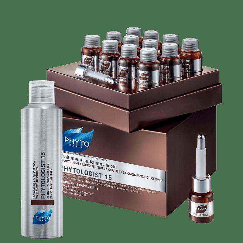 Kit PHYTO Phytologist 15 (2 Produtos)