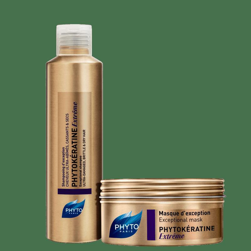Kit de Reparação Phytokératine Extrême Duo (2 Produtos)