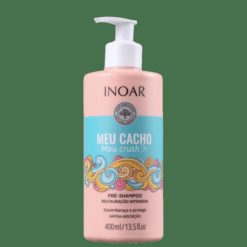 Pré-Shampoo Meu Cacho, Meu Crush 400ml