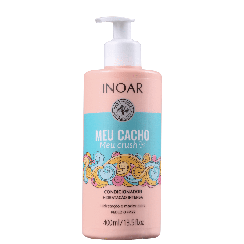 Inoar Meu Cacho, Meu Crush - Condicionador 400ml