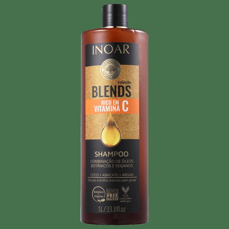Inoar Coleção Blends - Shampoo 1000ml