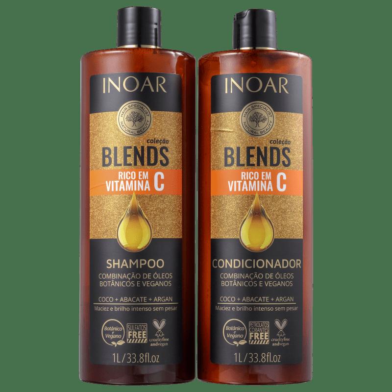 Kit Inoar Coleção Blends Duo (2 Produtos)