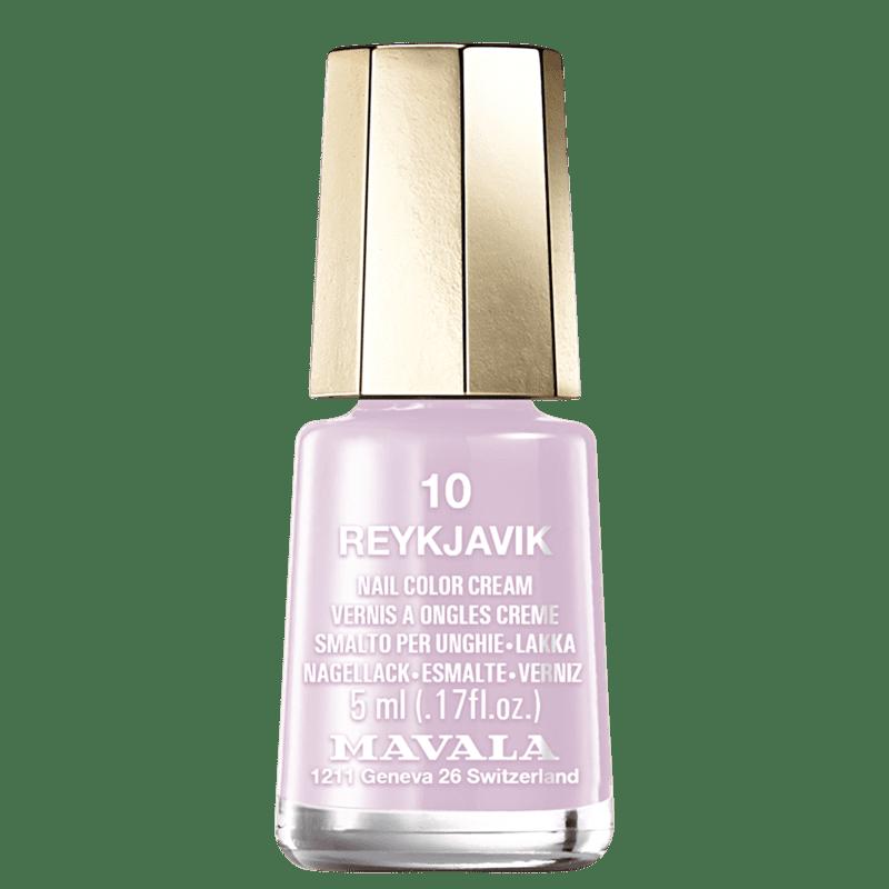 Mavala Blush Color's 10 Reykjavik - Esmalte Cremoso 5ml