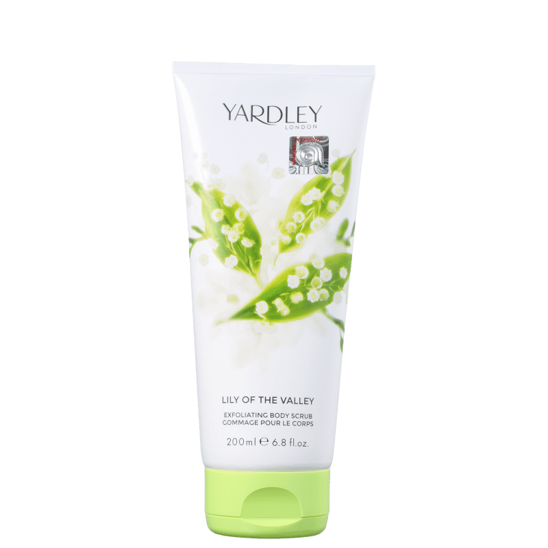 Yardley Lily Of The Valley - Esfoliante Corporal 200ml