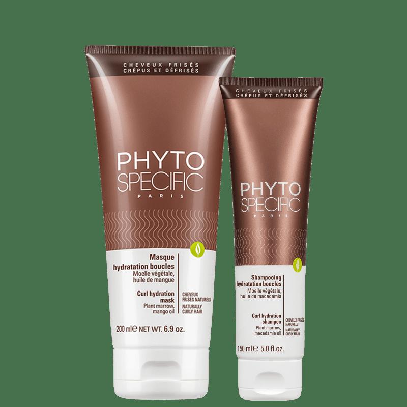 Kit Phytospecific Hydratation Boucles Duo (2 Produtos)