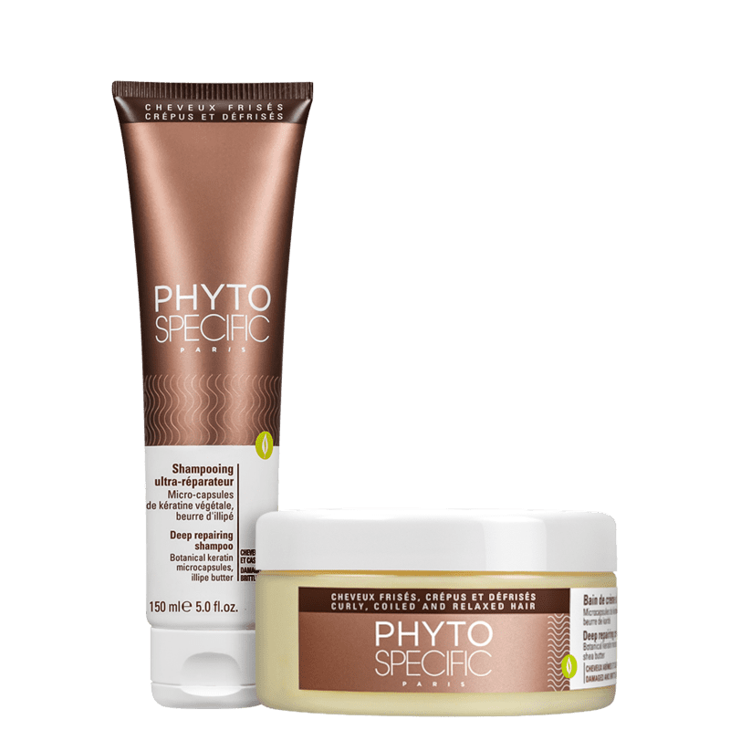 Kit Phytospecific Ultra-Réparateur Duo (2 Produtos)