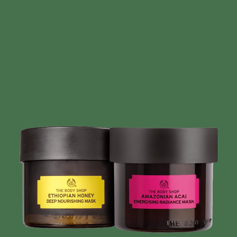 Kit The Body Shop Mel e Açaí (2 Produtos)