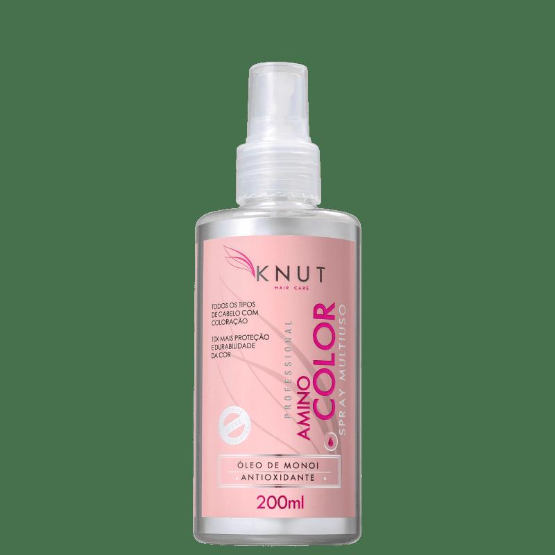 Knut Amino Color - Spray Leave-In Multifuncional 200ml