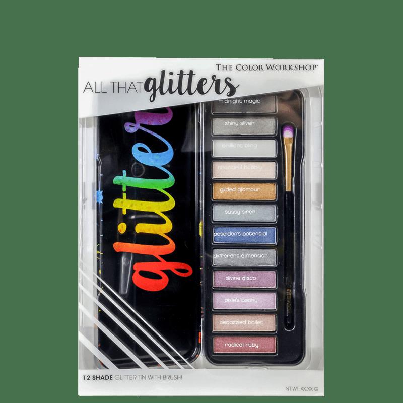 Markwins All That Glitter - Paleta de Sombras