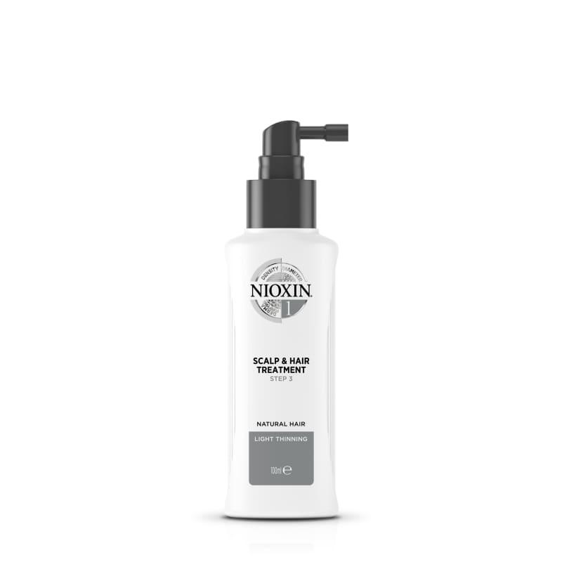 Nioxin Sistema 1 Scalp and Hair Treatment - Leave-in 100ml