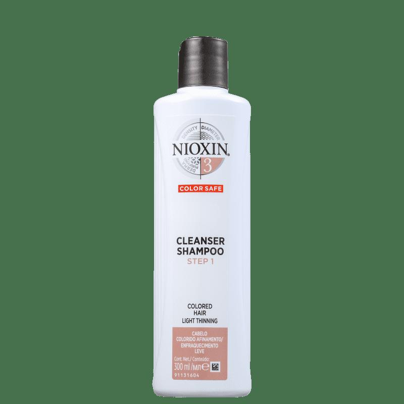 Nioxin Sistema 3 Cleanser Shampoo 300ml