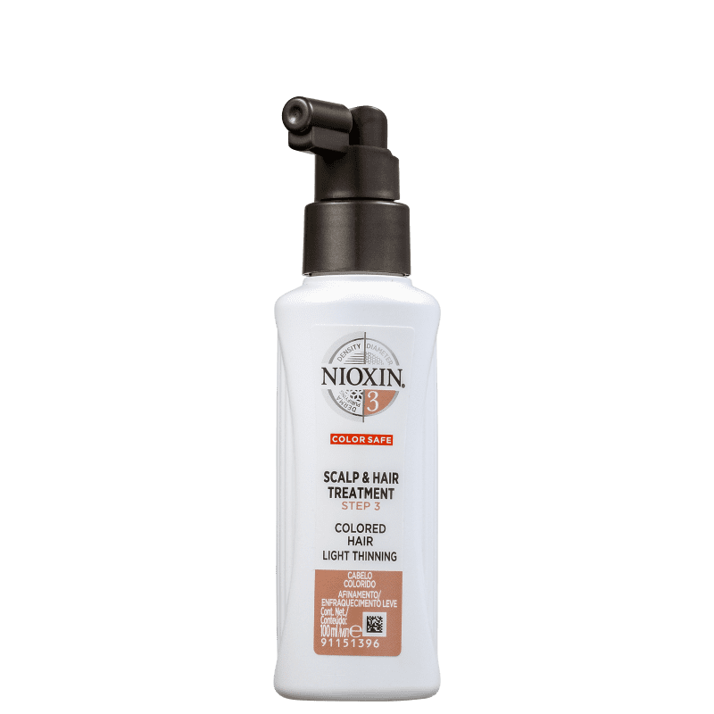 Nioxin Sistema 3 - Scalp and Hair Treatment - Leave-in 100ml