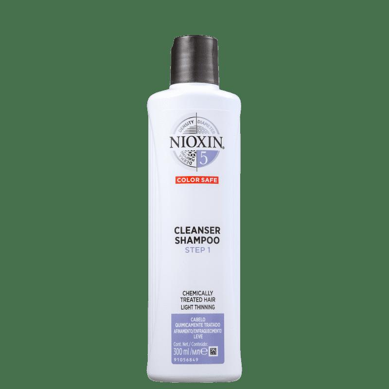 Nioxin System 5 Cleanser - Shampoo 300ml