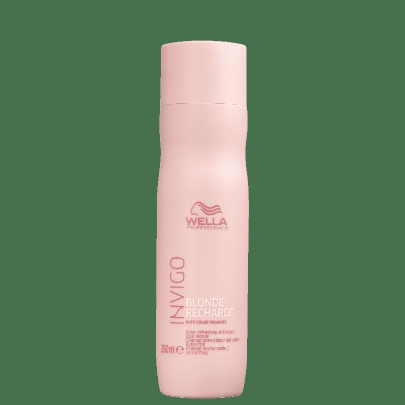 Wella Professionals INVIGO Blonde Recharge Cool Blonde Shampoo 250ml
