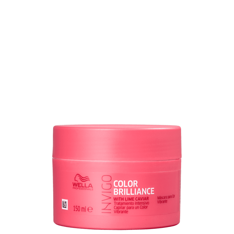 Wella Professionals Invigo Color Brilliance - Máscara Capilar 150ml