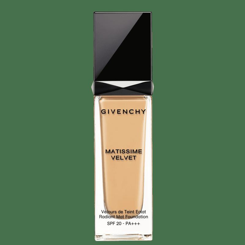 Givenchy Matissime Velvet Fluid FPS 20 N3.5 Mat Vanilla - Base Líquida 30ml