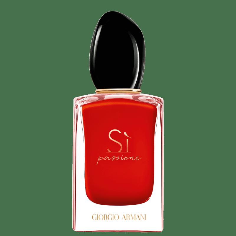 Sì Passione Giorgio Armani Eau de Parfum - Perfume Feminino 100ml