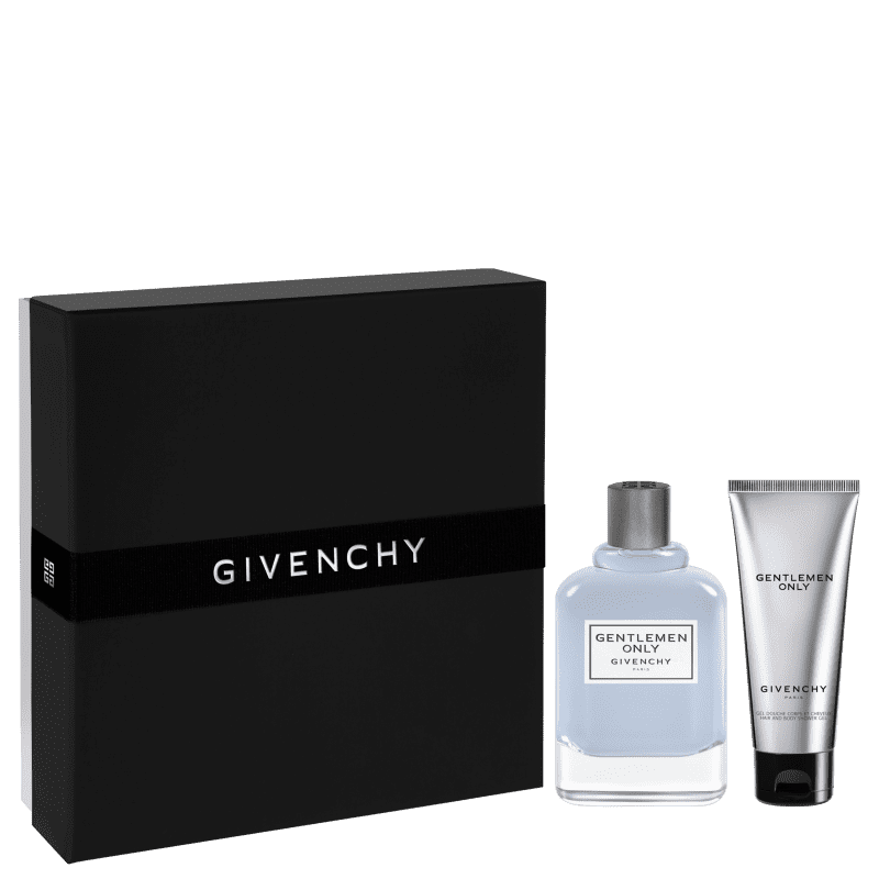 Conjunto Gentlemen Only Givenchy Masculino - Eau de Toilette 100ml + Gel de Banho 75ml