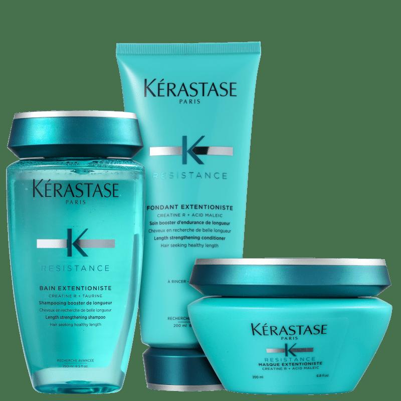 Kit Kérastase Résistance Extentioniste Trio (3 Produtos)