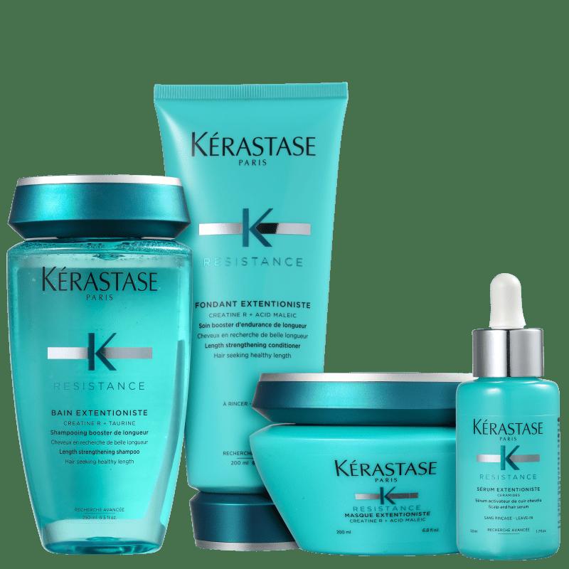 Kit Kérastase Résistance Extentioniste Full (4 Produtos)