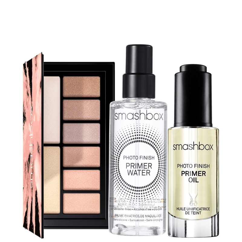 Kit Smashbox Photo Finish Softlights (3 Produtos)