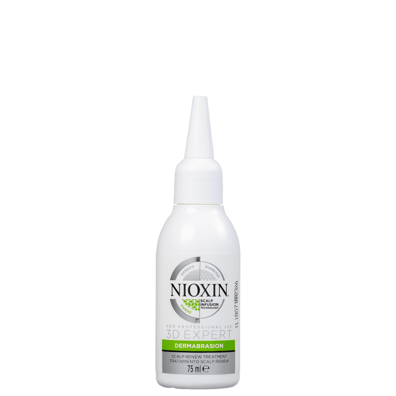 Nioxin 3D Expert Care Dermabrasion - Tratamento 75ml
