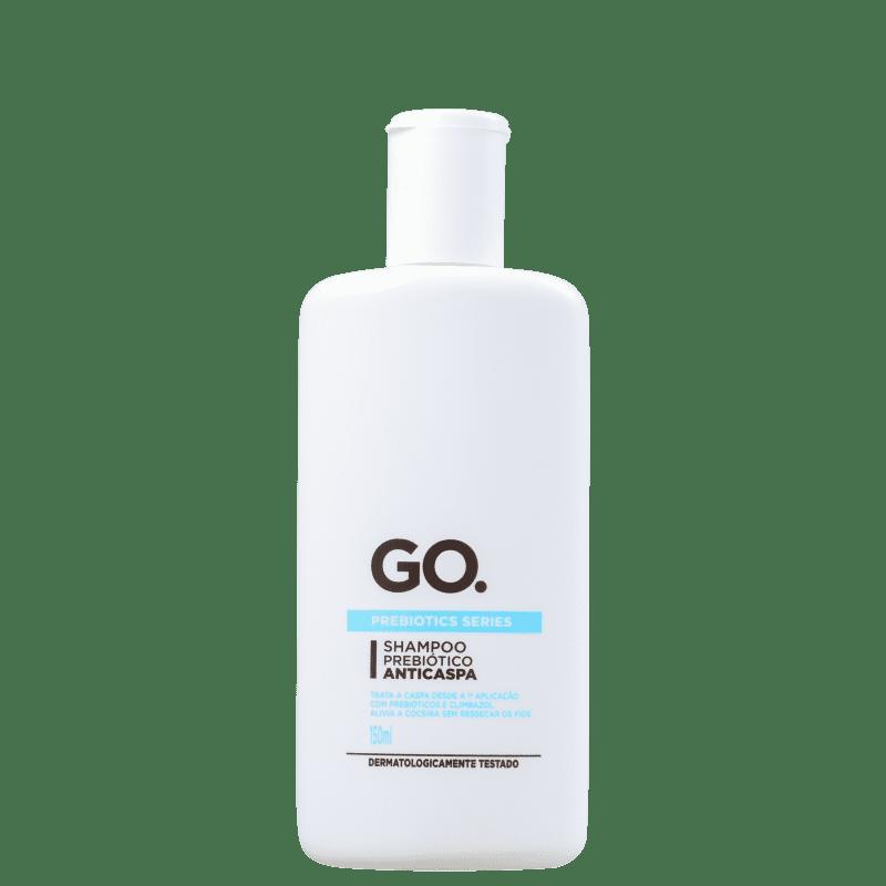 Go Man Prebiótico - Shampoo Anticaspa 150ml