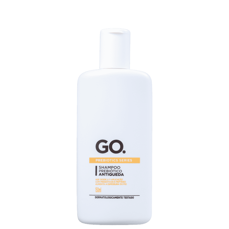 Go Man Prebiótico - Shampoo Antiqueda 150ml