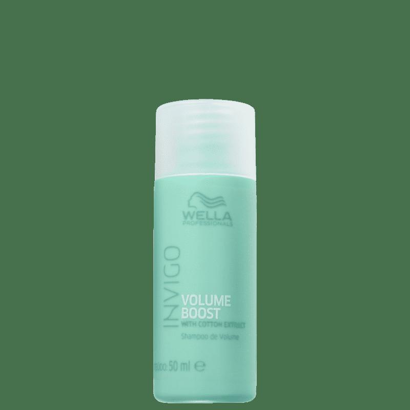 Wella Professionals Invigo Volume Boost - Shampoo 50ml