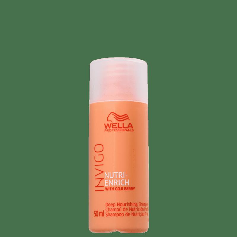 Wella Professionals Invigo Nutri-Enrich - Shampoo 50ml