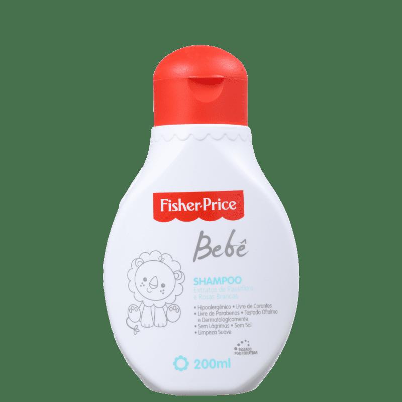 Fisher-Price Bebê - Shampoo 200ml