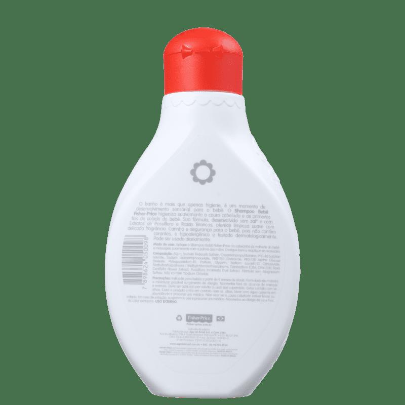 728c6e0b8 Shampoo Fisher-Price Bebê 400ml | Beleza na Web