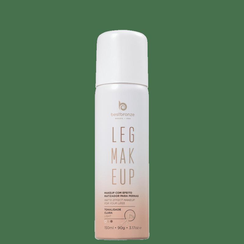 Best Bronze Light - Maquiagem para Pernas 150ml