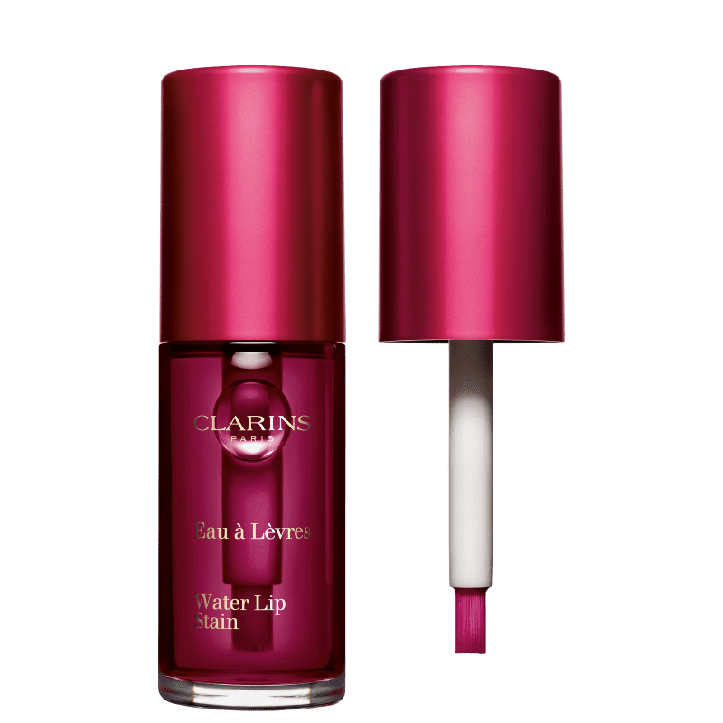 Clarins Water Lip Stain Purple 04 - Lip Tint 7ml