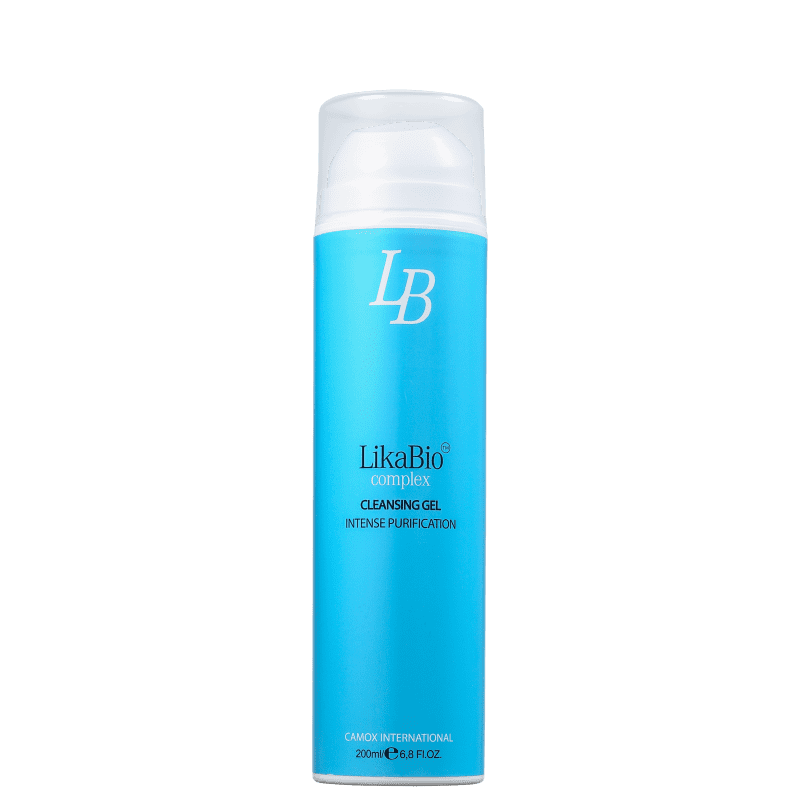 LikaBio Intense Purification - Gel de Limpeza Facial 200ml