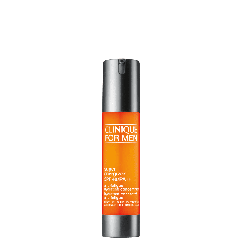Clinique For Men Super Energizer Anti-Fatigue FPS25 - Hidratante Facial 48ml