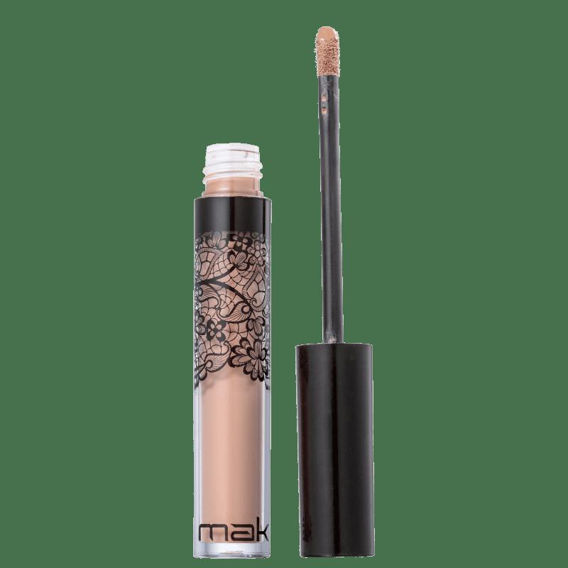 Makiê Nude Glam - Batom Líquido Matte 4g