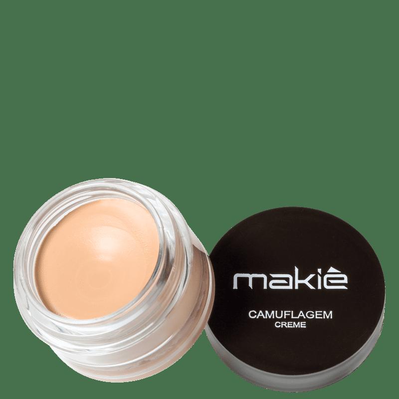 Makiê Camuflagem Creme Caramelo - Corretivo 17g