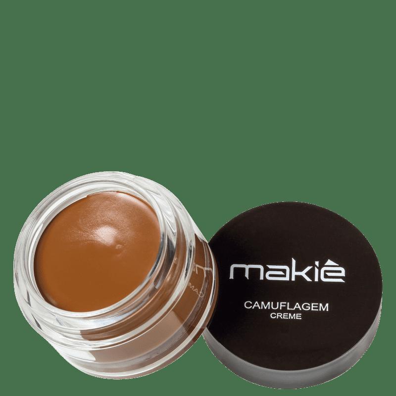 Makiê Camuflagem Creme Ebony - Corretivo 17g